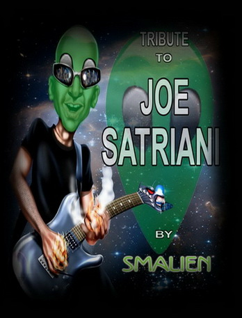Smalien - Joe Satriani Tribute Band